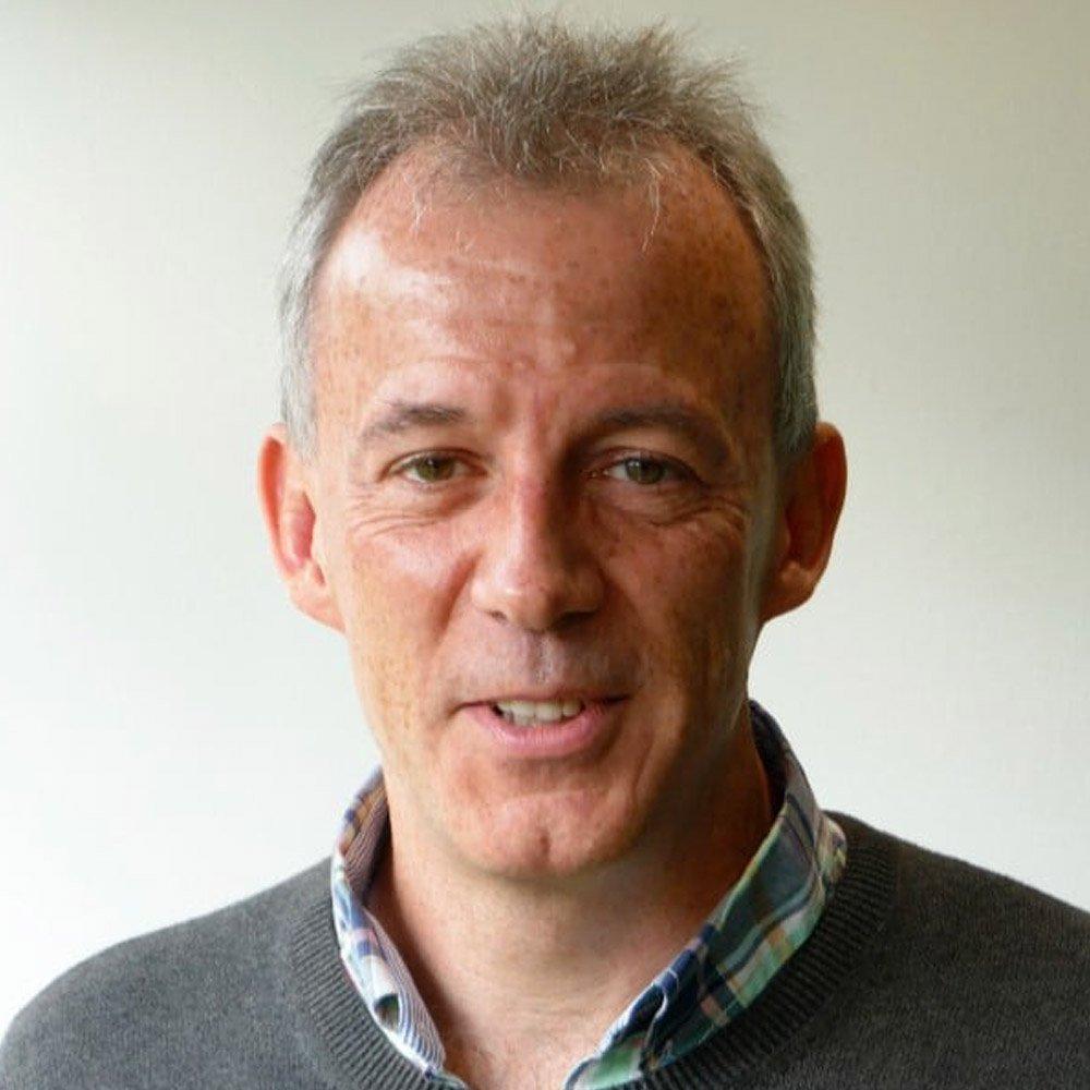 SMARTech-energy Financial Controller Neil Johnson