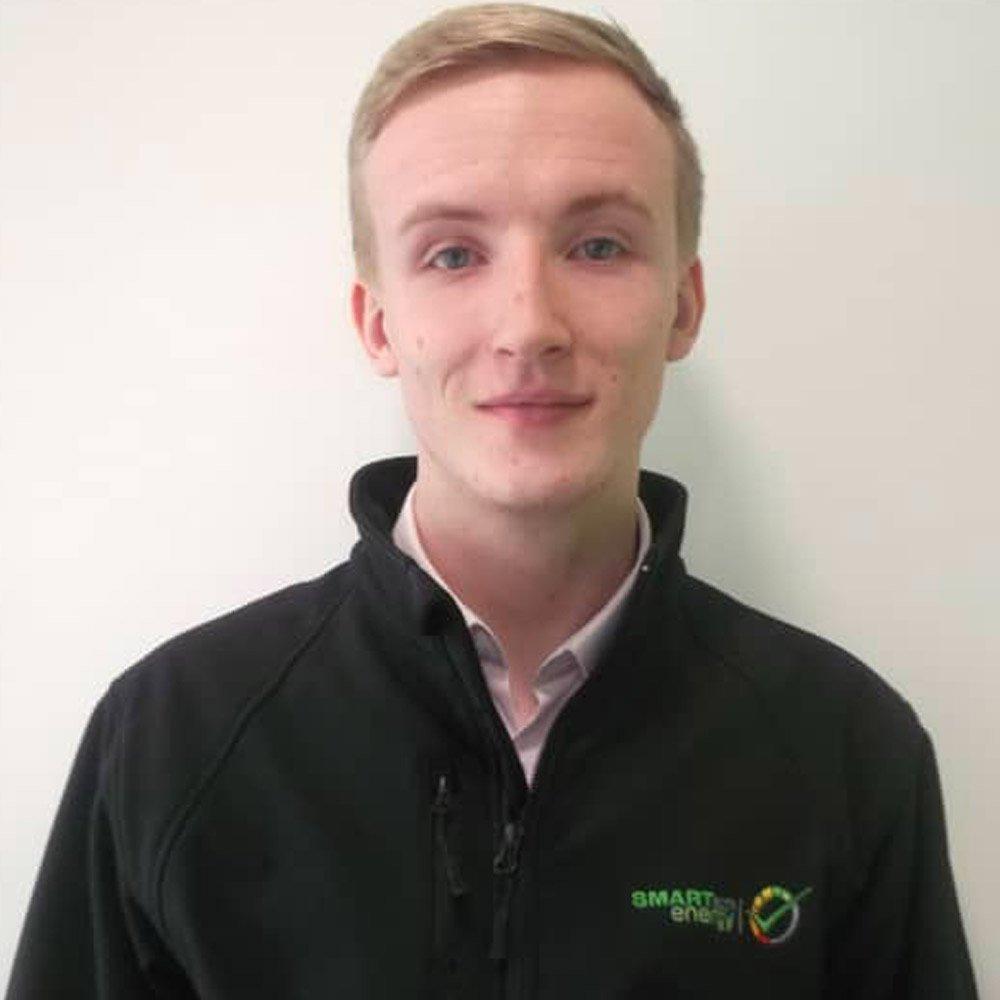 SMARTech-energy Junior Energy Consultant Carl Wood