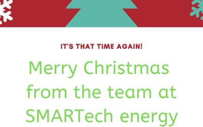 Merry Christmas from the team at SMARTech energy